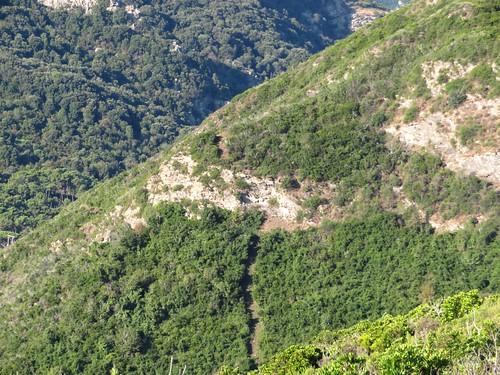 J3-44 vue de la crête