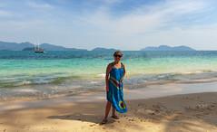 Ko Wai / Ко Вэй (dmilokt) Tags: природа nature пейзаж landscape море sea пальма palm небо sky облако cloud dmilokt