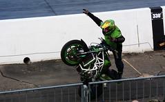 Freestyle_3573 (Fast an' Bulbous) Tags: bike moto motorcycle motorsport santa pod nikon outdoor race track drag strip
