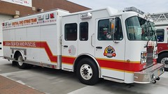 COST (Central Ohio Emergency Response) Tags: central ohio strike team cost urban search heavy rescue squad usar usr spartan hackney fire truck columbus technical confided space collapse apparatus