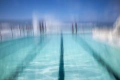 Ice Bergs_Summer Haze (P Drury) Tags: blur motion ocean water pool swimming blue icebergs summer sydney australia coast oceanpool art aqua