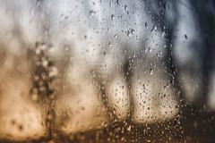 Raining, raining in my heart...