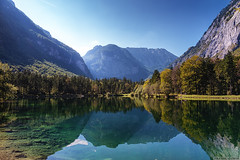 1280 (Sergey Alimov) Tags: europe vacations travel destination austria alps lake plain reflection surface tourism