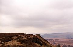 Winter turns to spring (ronet) Tags: 35mm pentaxmz5n film moorland peakdistrict scanned whiteedge