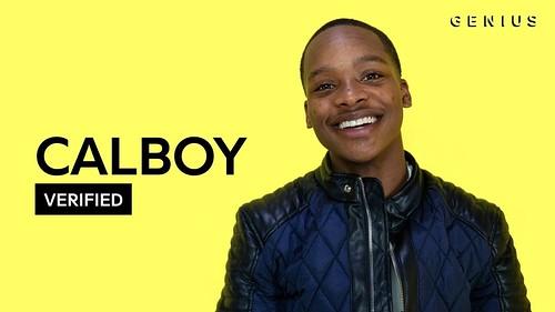 Calboy fan photo