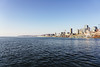 Seattle-Bainbridge Ferry-28 (_futurelandscapes_) Tags: none seattle bainbridgeisland ferry washington transit boat water cityscape skyline autumn sunny bluesky clear bright calm travel vacation city spaceneedle highrise industrial waterfront pier pikeplace