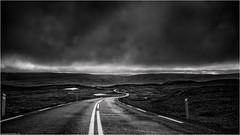 ...far ahead the Road has gone (niggyl (well behind)) Tags: autumnlight sundown lateafternoon westfjörds westfjords westfjörðs vestfirðir iceland inspiredbyiceland island breathtakinglandscapes landscape sheppy fjörd therebeastormabrewin storm stormclouds cloudsstormssunsetssunrises route60 ísland colorefexpro2 mountain mountains vestfjarðavegur arnarfjörður bíldudalur fujifilm fujifilmxt2 fujixt2 xt2 fujinon fujinonxf1428r fujixf1428r xf1428 thefogandtherain nikcollection blackandwhite monochrome blackandwhitelandscape bandw