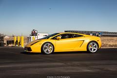 Beauty (Hunter J. G. Frim Photography) Tags: supercar colorado track invictus lamborghini gallardo v10 italian coupe gray yellow awd carbon lamborghinigallardo