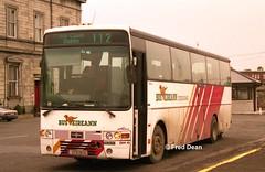 Bus Eireann DVH10 (93D19178). (Fred Dean Jnr) Tags: buseireann dvh10 93d19178 broadstonedepotdublin february1998 vanhool alizee daf mb230 broadstone dublin kinsaleroadambulancedepot
