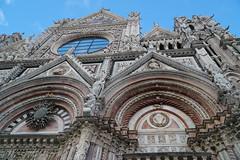 Facade Duomo, Siena (Tatiana12) Tags: siena italy façade duomo sienacathedral church architecture sculpture