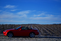 MX5 NC / Winter / Champagne (mathieucolson1) Tags: mx5 mx5friendship miata miatagang roadster winter champagne car
