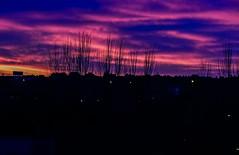 Sunrise (Lea Ruiz Donoso) Tags: amanecer sunrise dawn sun skyline color silueta comunidaddemadrid madrid españa spain