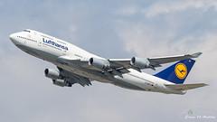 Lufthansa B747 (Ramon Kok) Tags: 744 747 747400 avgeek avporn aircraft airline airlines airplane airport airways aviation boeing boeing747 boeing747400 dabvt dlh eddf fra frankfurt frankfurtairport germany lh lufthansa