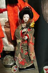 Taisho era doll (☆Cydril☆) Tags: doll antique ichimatsu sakura ningyo japanese