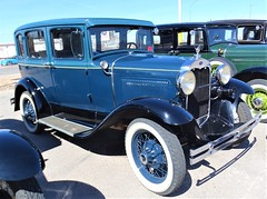 31619-03. Rich Ford Antique Car Show (skw9413) Tags: newmexico carshow antiqueautos