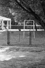 Como, Via Palestro, 2018 (sirio174 (anche su Lomography)) Tags: como parcogiochi parchigiochi playground playgrounds spaziogiochi viapalestro italia italy