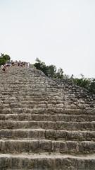 2017-12-07_12-23-35_ILCE-6500_DSC03006 (Miguel Discart (Photos Vrac)) Tags: 2017 24mm archaeological archaeologicalsite archeologiquemaya coba e1670mmf4zaoss focallength24mm focallengthin35mmformat24mm holiday ilce6500 iso100 maya mexico mexique sony sonyilce6500 sonyilce6500e1670mmf4zaoss travel vacances voyage yucatecmayaarchaeologicalsite yucateque