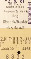 "Bahnfahrausweis Schweiz • <a style=""font-size:0.8em;"" href=""http://www.flickr.com/photos/79906204@N00/31191674407/"" target=""_blank"">View on Flickr</a>"