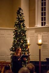 Happy Holidays-1189 (Sweet Briar Photos) Tags: vespers concert tree christmastree music chapel memorialchapel happyholidays sing singing choir