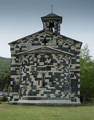 San Michel de Murato - east end (Adlestrop Images) Tags: 12thcentury church corsica pisa apse belltower italianate medieval middleages pisan romanesque twelfthcentury