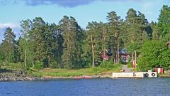 Kjeholmen 2 (Leifskandsen) Tags: island fjord oslofjorden norway water coast sea people wood trees bærum akershus camera leica living leifskandsen skandsenimages scandinavia skandsen