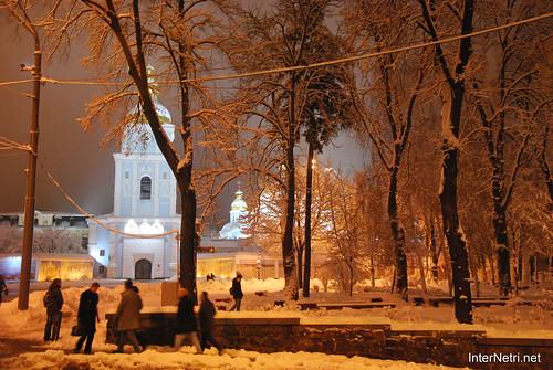 Засніжений зимовий Київ 090 InterNetri.Net Ukraine