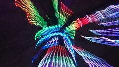 Multi-Colora - The Singing Tree (1elf12) Tags: multicolora berlin christmasgarden singingtree baum licht light germany deutschland smileonsaturday