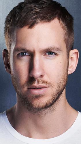 Calvin Harris fan photo