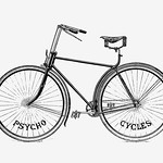 Bicycle in vintage style thumbnail
