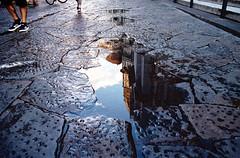 Florence (michele.palombi) Tags: florence riflessi analogic 35mm kodak portra400 tuscany italy