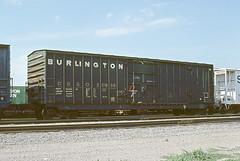 CB&Q Class XML-16 20956 (Chuck Zeiler54) Tags: cbq class xml16 20956 burlington railroad boxcar box car freight cicero train chuckzeiler chz