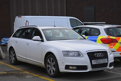 Unmarked Driver Training (S11 AUN) Tags: lincolnshire police audi a6 30tdi quattro avant estate unmarked drivertrainingcar driving school pursuit tpac advanced trainer traffic car roads policing unit rpu 999 emergency vehicle
