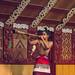 Māori cultural performances, featuring traditional storytelling and entertainment. Te Pō. Te Puia, Rotorua, NZ