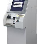 自動券売機の写真