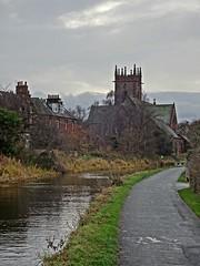 Polwarth (Bricheno) Tags: bricheno church churchofscotland polwarthparishchurch polwarth parish edinburgh canal unioncanal scotland escocia schottland écosse scozia escòcia szkocja scoția 蘇格蘭 स्कॉटलैंड σκωτία towpath