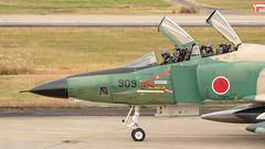RF-4E 57-6909 501 Squad 11-18-8740 (justl.karen) Tags: hyakuri japan jasdf 2018 ibaraki f4 rf4e 501squadron