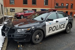 Summa Health Police Ford Police Interceptor Sedan (Seluryar) Tags: summa health police ford interceptor sedan ohio akron hospital