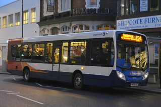 39714 NK58 AGZ Stagecoach North East