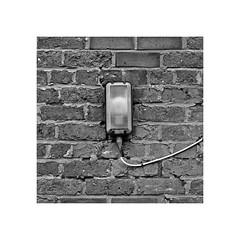 Enlighten me please ! (CJS*64) Tags: astley astleygreen mining blackwhite bw blackandwhite whiteblack whiteandblack mono monochrome cjs64 craigsunter dslr d7000 nikon nikkorlens nikond7000 24mm85mmlens pit wall walllight light cable bricks brickwall