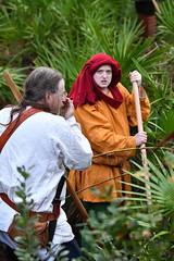 EEF_7654 (efusco) Tags: boar medieval spear brambleschoolearteofthehunt bramble schoole military arts academy florida ferel hog pig