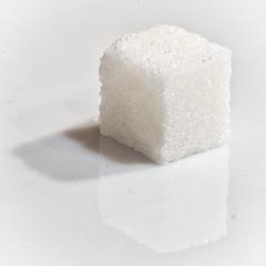 Macro Mondays - White on white (billd_48) Tags: oh ohio winter macro macromondays whiteonwhite sugarcube plate