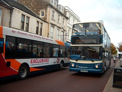 Stagecoach - 18370 - SF55TZR - StagecoachUK20061365 (Rapidsnap) Tags: stagecoachwestscotland a1service trident adl transbus dennis alexander alx400