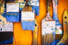 Paint the Years (Thomas Hawk) Tags: america bayarea california sf sfbayarea sanfrancisco usa unitedstates unitedstatesofamerica paint paintbrush fav10 fav25