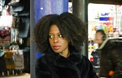 Ese, Brixton 27-01-19 (The_Kevster) Tags: musician singer woman person portrait london brixton southlondon quadrafon qmi quadrafonmusicindustries eseokorodudu electricsoul nikon dslr d7000 esethevooduupeople night bokeh nighttime nightlife