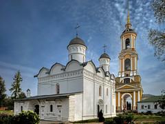 Monastery of the Deposition. Suzdal, Russia (varfolomeev) Tags: 2018 россия церковь fujifilmxt10 russia church