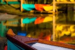 Boats (tonguedevil) Tags: outdoor outside countryside winter nature lake water reflections boats colour light shadows sunlight derwentwater lakedistrict cumbria