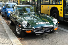 Jaguar E-Type Series II V12 (aguswiss1) Tags: carspotting youngtimer auto etype oldtimer classiccar carlover dreamcar car carswithoutlimits carporn vintage jaguar caroftheday carheaven 22