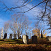 Fall 2018, Canton Corner Cemetery,  November 4, 2018