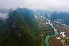 DJI_0554-HDR (www.mikereidphotography.com) Tags: china guilin drone yangshuo aerial asia mavic mavicpro2 xianggong