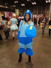Anime NYCC 11-17-18 (86) (Comic Con Culture) Tags: animenyc animenyc2018 cosplay javitscenter anime nyc megaman